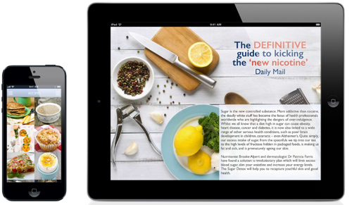 The official app from the authors of The Sugar Detox – nutritionist Brooke Alpert and dermatologist Dr Patricia Farris